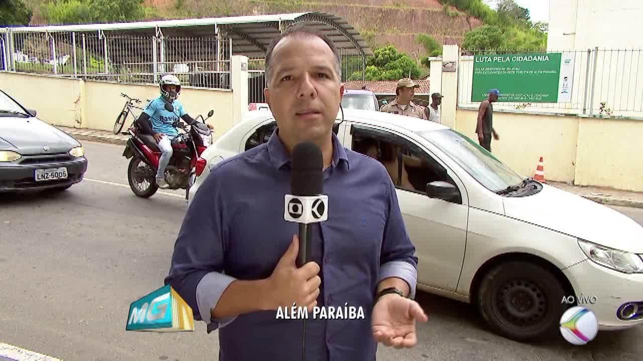 Corpo de Jorge Eduardo é velado em Além Paraíba
