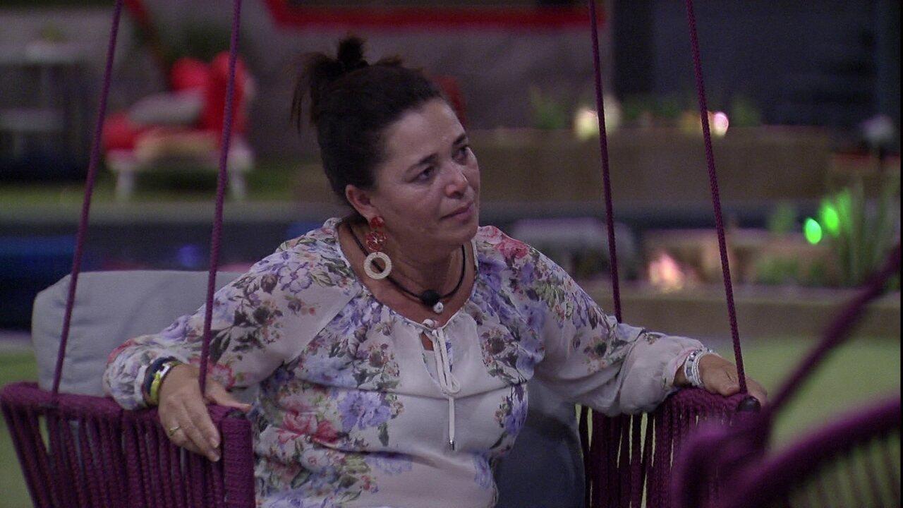 Danrley afirma para Tereza: 'Me sinto muito mais acolhido aqui dentro'