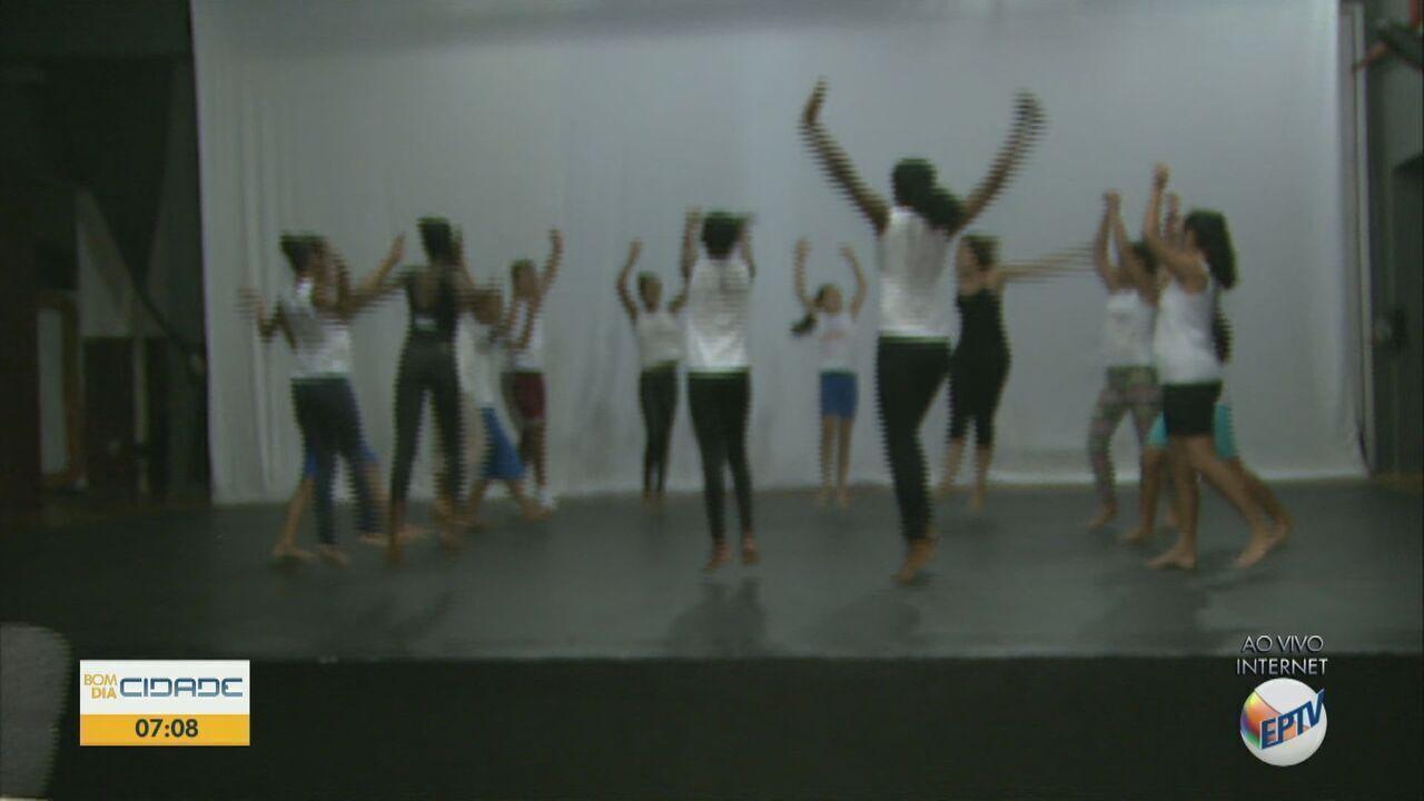 Escola municipal de dança de Araraquara abre inscrições para novos alunos