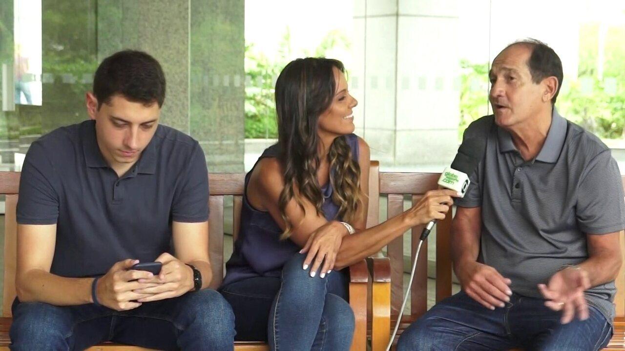 Muricy fala sobre comentar pela primeira vez um jogo do São Paulo no Morumbi