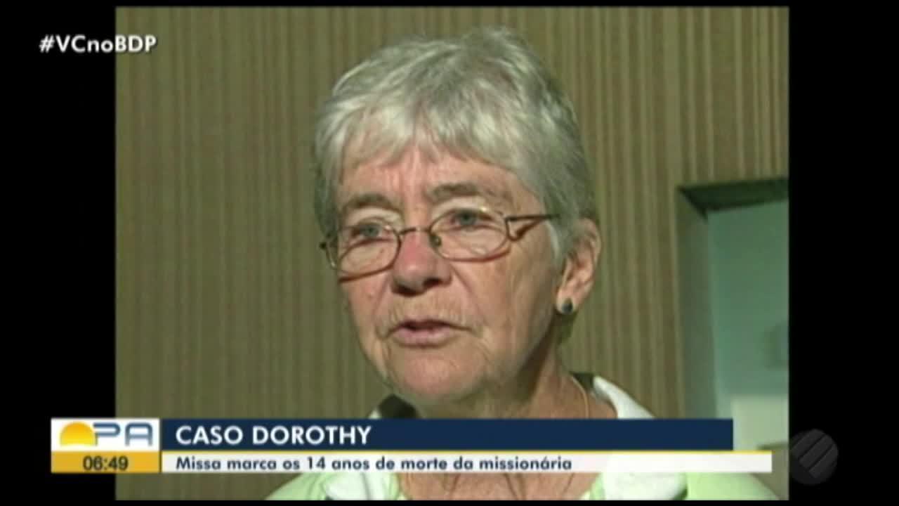 Em Anapu, uma missa relembrou os 14 anos do assassinato da irmã Dorothy