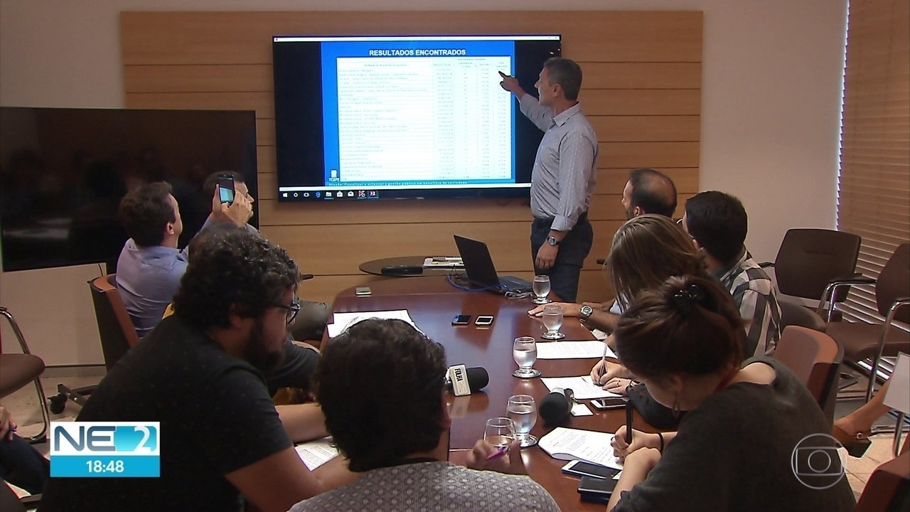 Pernambuco tem 1.548 obras paradas, diz TCE