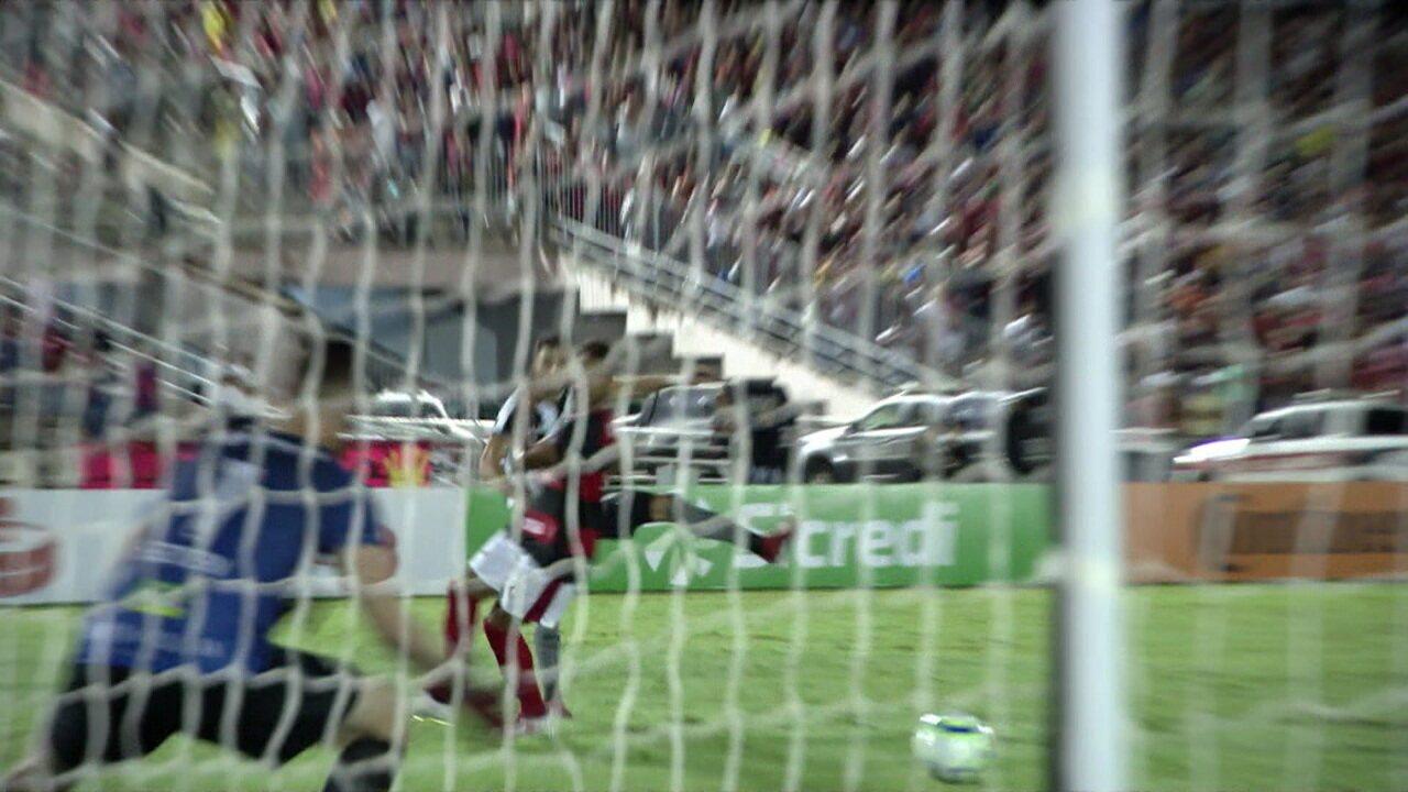 Melhores momentos de Campinense 0 x 2 Botafogo pela 1ª fase da Copa do Brasil