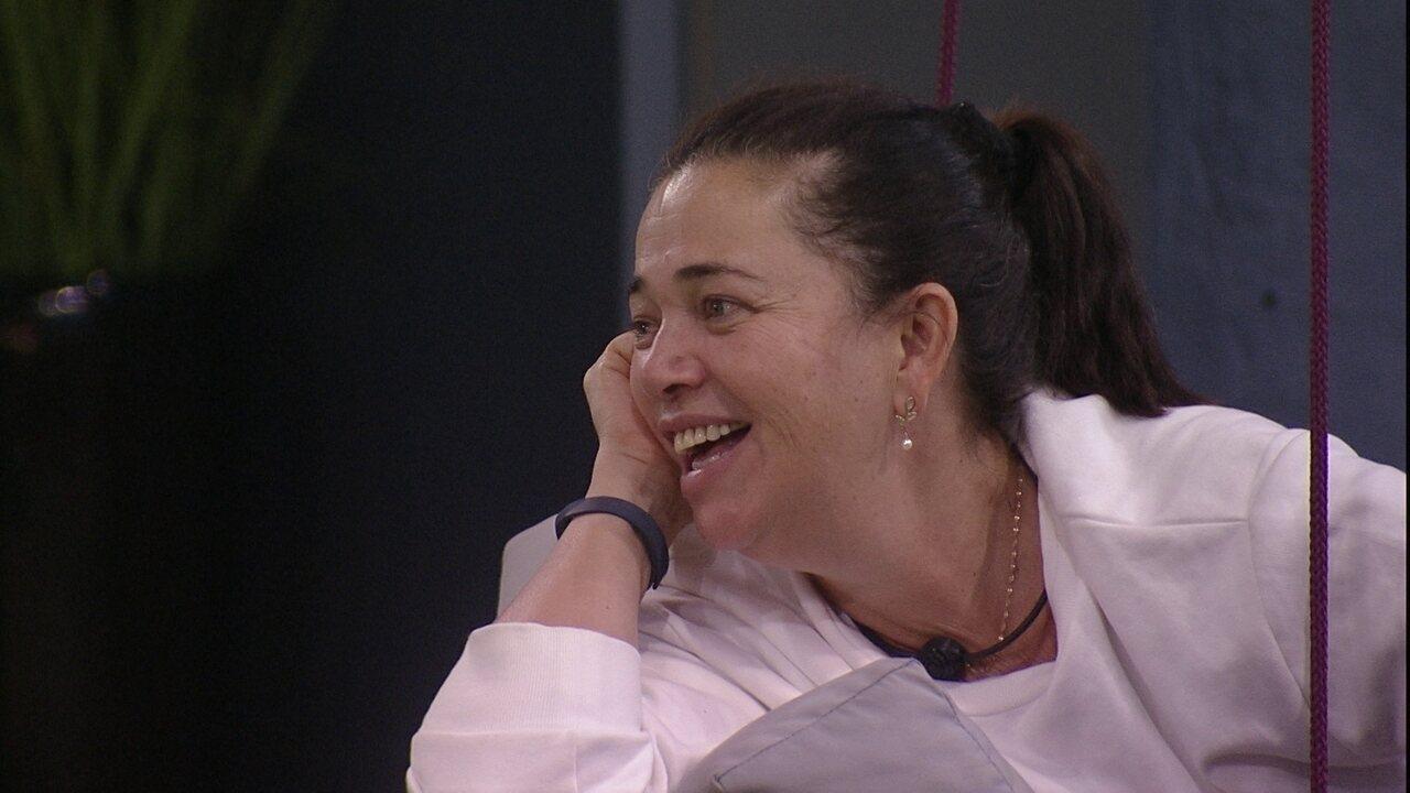Tereza para Rodrigo: 'Quero você na Final comigo'