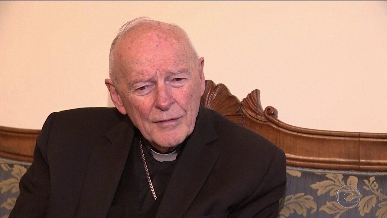 Em decisão inédita, Vaticano expulsa ex-cardeal acusado de abusos sexuais