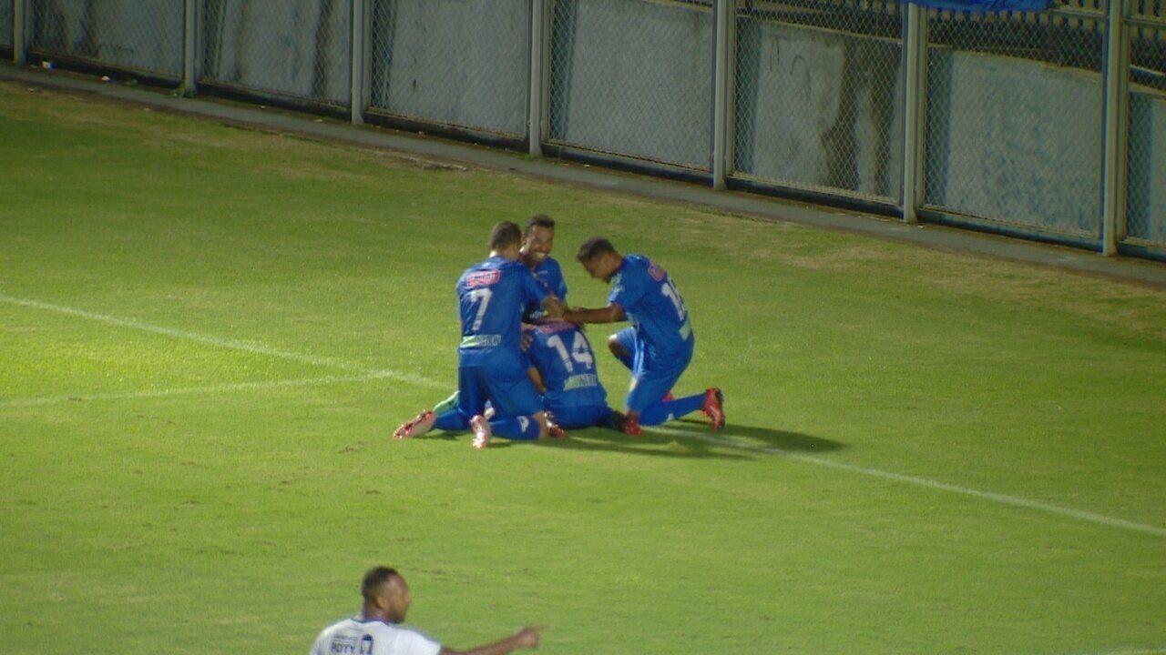 Veja os melhores momentos de Manaus 0 x 1 Nacional, pelo Amazonense