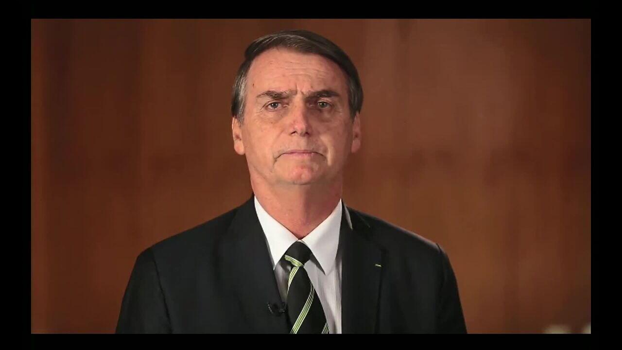Bolsonaro fala sobre exoneração de Bebianno
