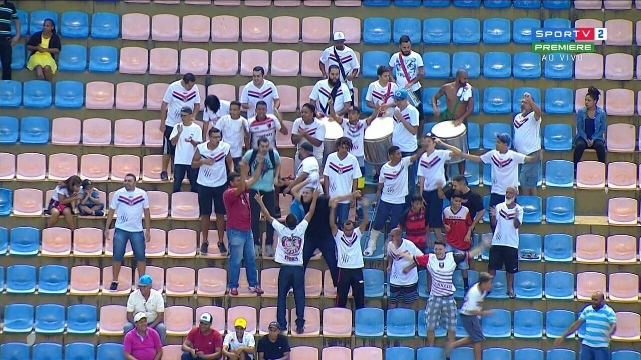 Melhores momentos de Oeste 1 x 0 São Bento, pela sétima rodada do Campeonato Paulista