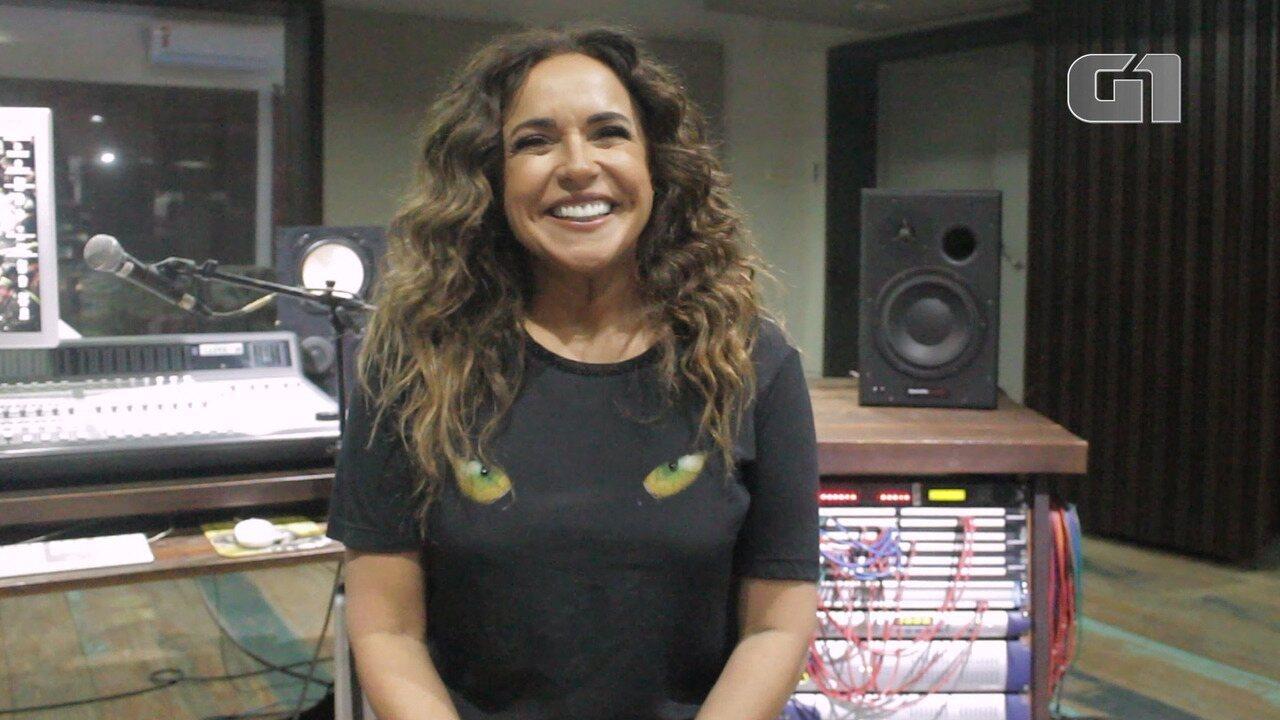 Daniela Mercury revela novidades para o Carnaval 2019