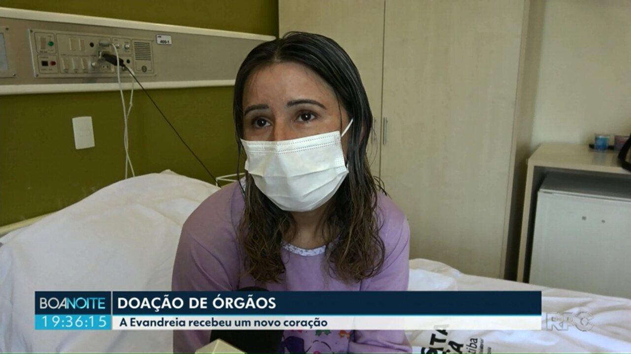 Paciente de Ponta Grossa de 34 anos recebe transplante de coração