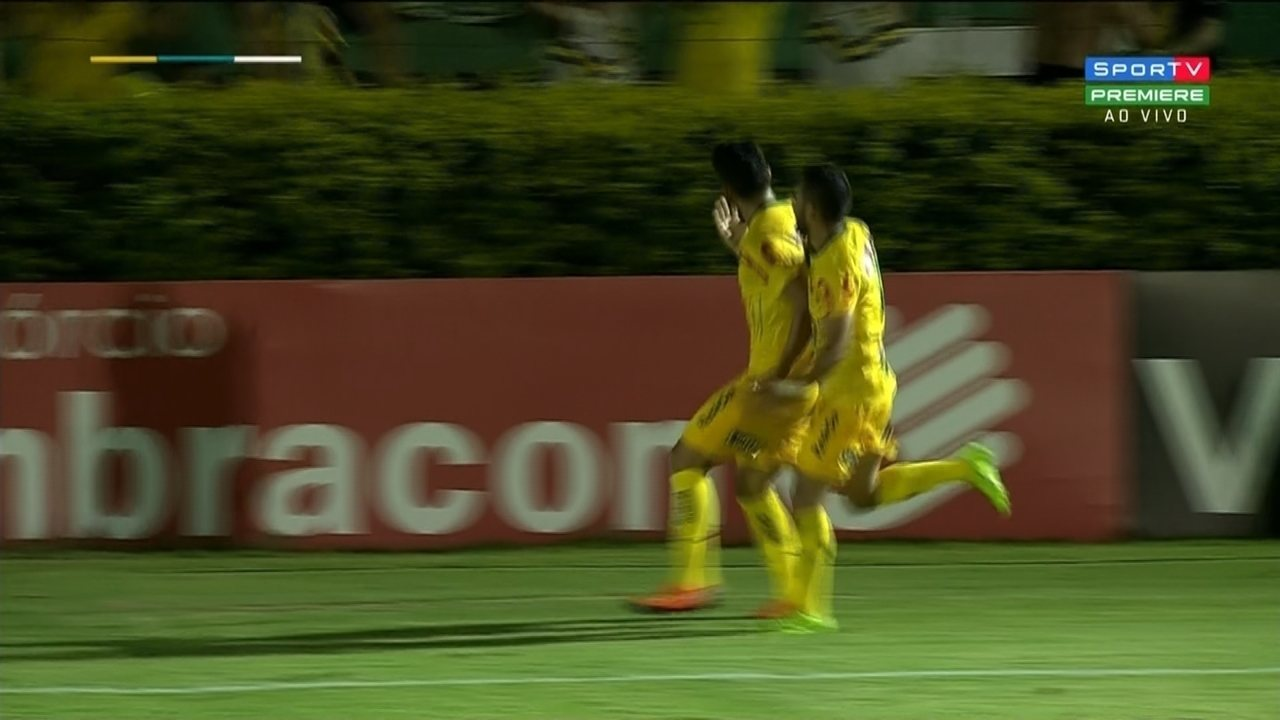 Gols: Mirassol 2 x 1 São Bento, pela oitava rodada do Paulistão