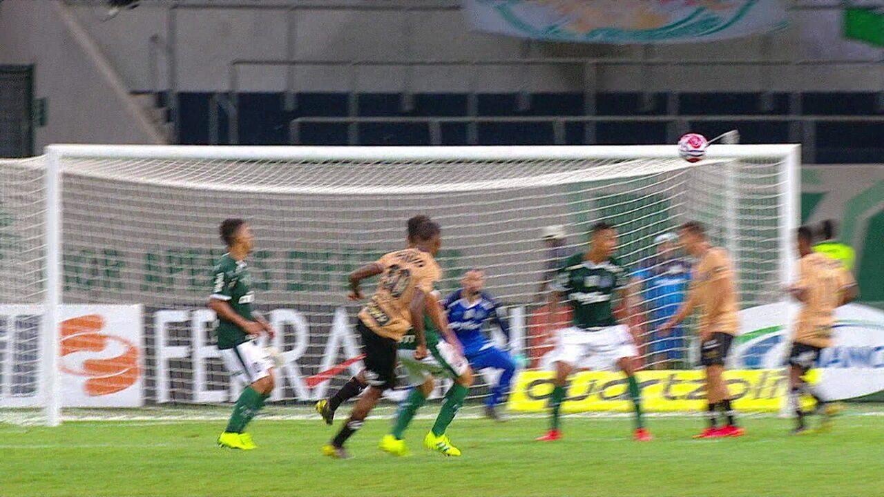 Melhores momentos de Palmeiras 0 x 0 Santos pela 8ª rodada do Campeonato Paulista