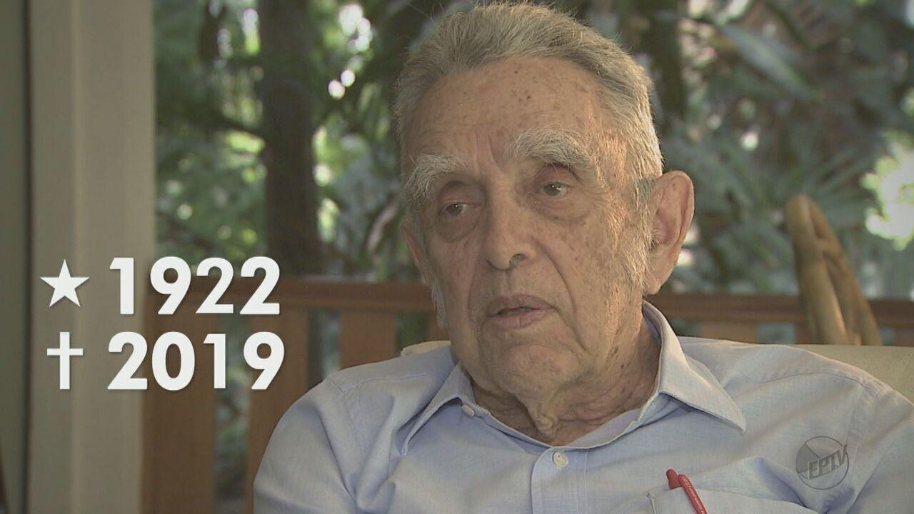 Morre ambientalista Paulo Nogueira-Neto aos 96 anos