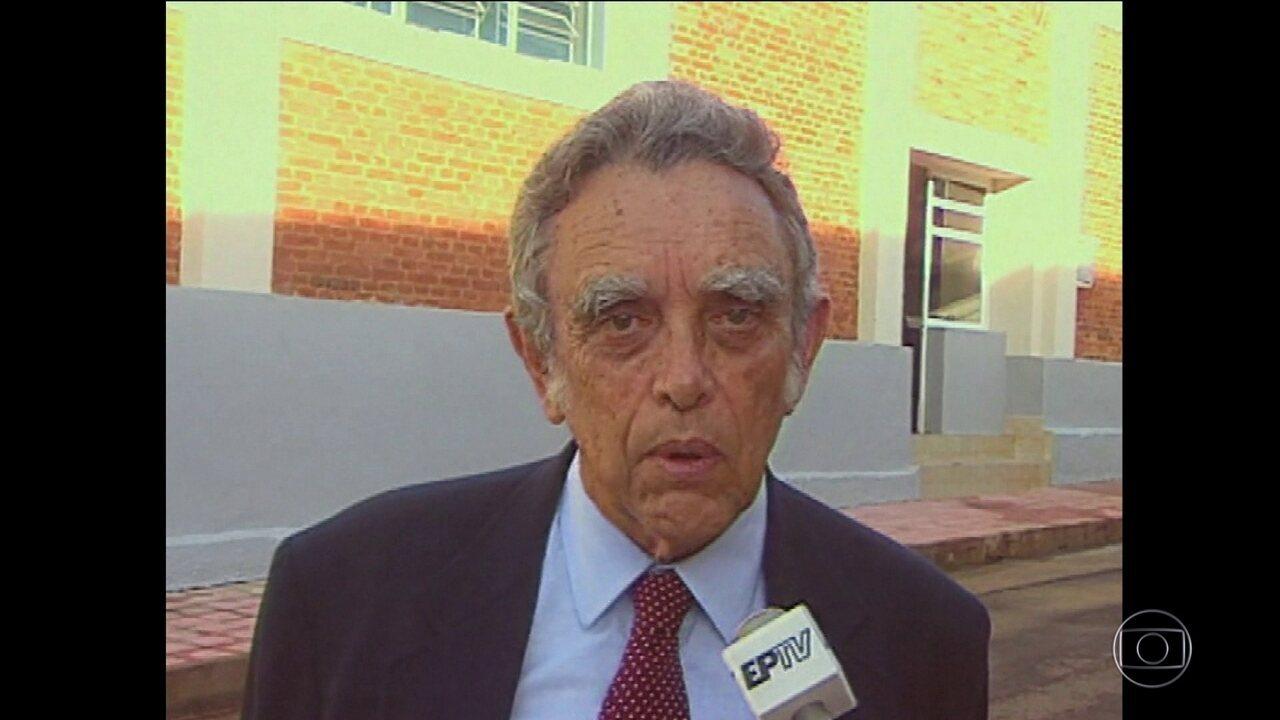 Morre aos 96 anos o ambientalista Paulo Nogueira-Neto