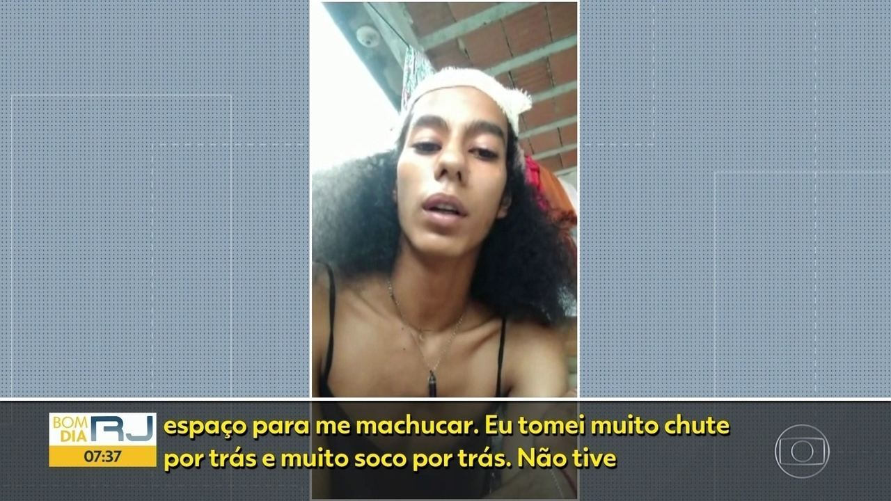 Mulher trans é agredida por vários homens em Niterói