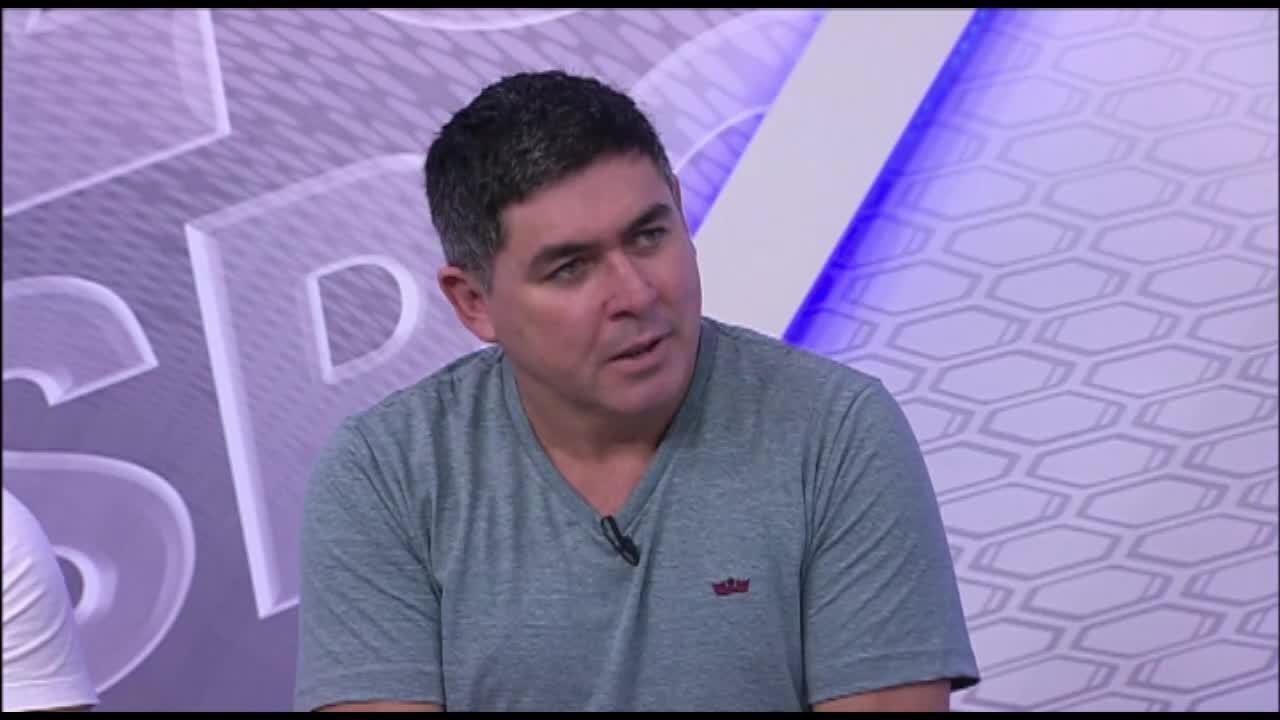 Robgol responde Léo Moura, dá aval a Paulo Rangel e pede carimbó por hat-trick
