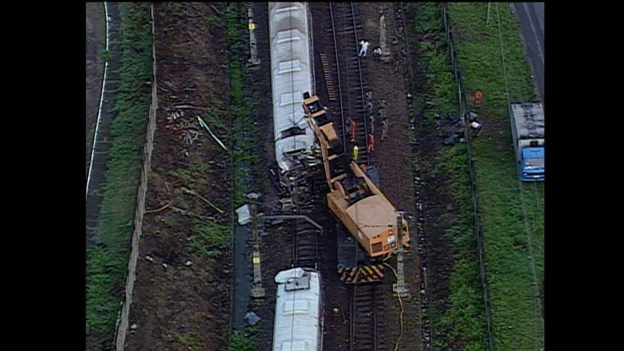 Relembre outras colisões entre trens da Supervia, no RJ