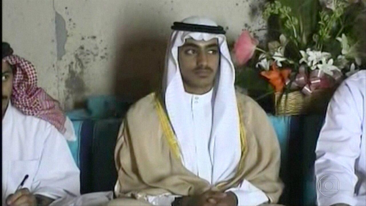EUA oferecem recompensa pela captura de filho de Osama Bin Laden