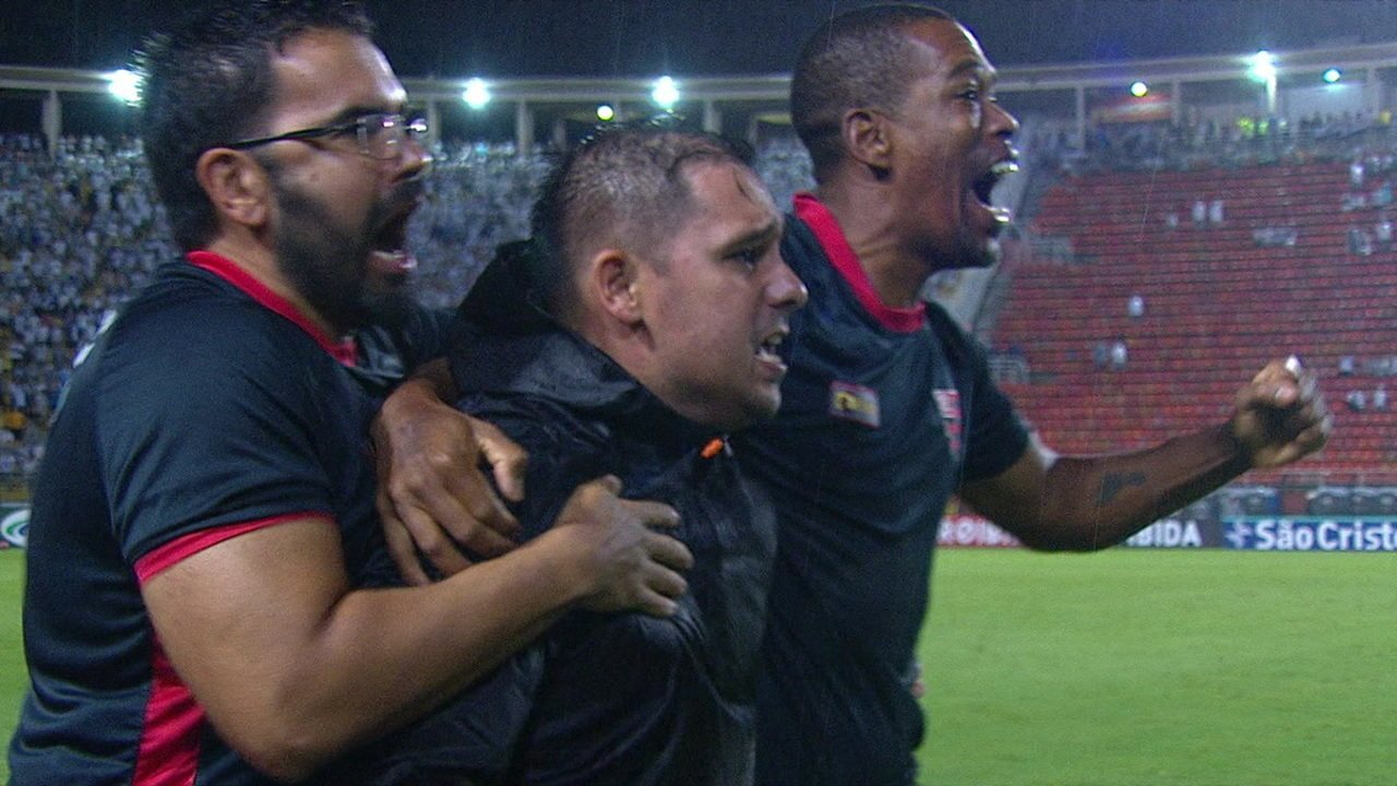 Os gols de Santos 3 x 2 Oeste pelo Campeonato Paulista 2019