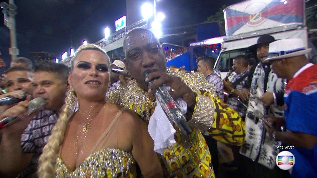 Conheça a letra do samba-enredo da União da Ilha