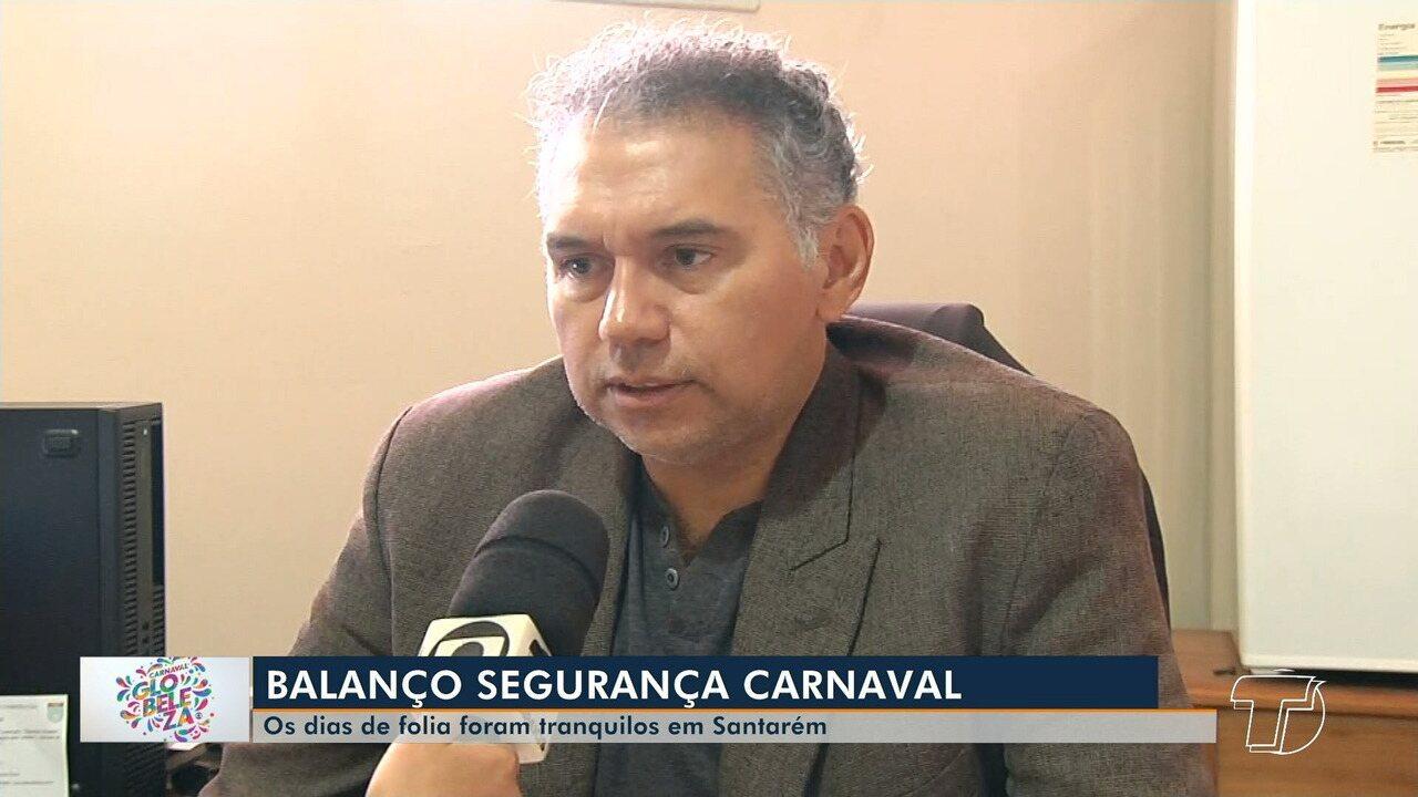 Plantão de carnaval tem balanço 'tranquilo' na Polícia Civil