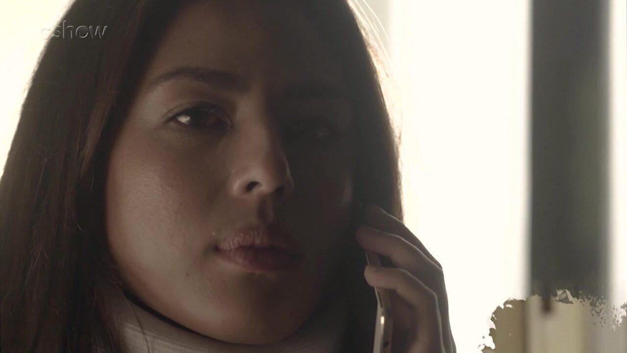 Resumo do dia - 07/03 – Laura liga para Olavo e prova que está viva