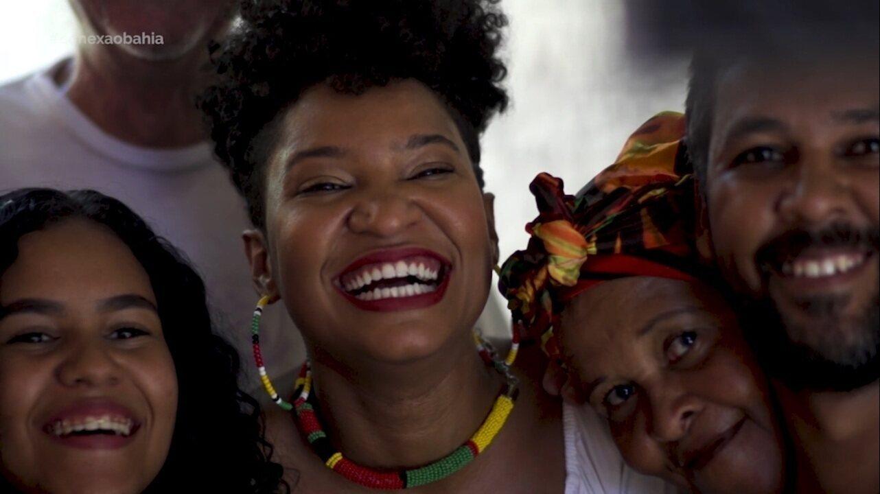'De Volta ao Passado' rememora origens da cantora Larissa Luz