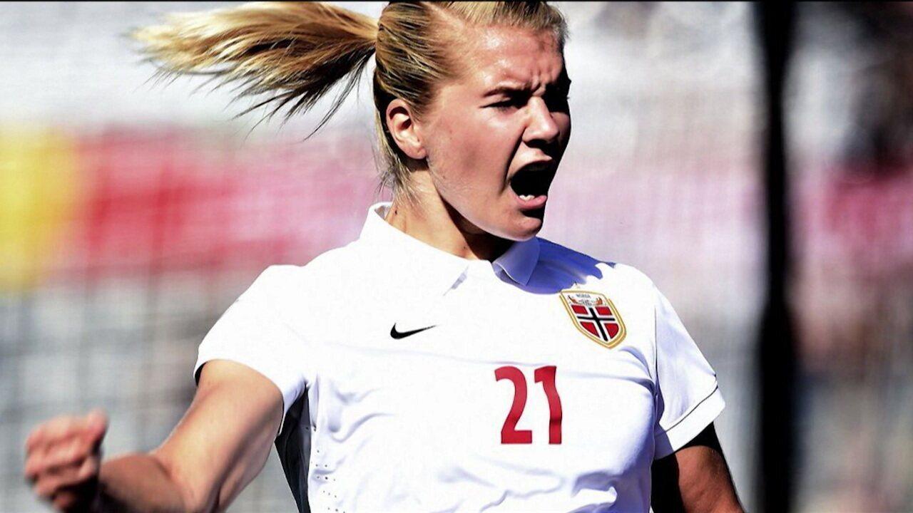 Melhor jogadora do mundo, Ada Hegerberg não disputará Copa do Mundo