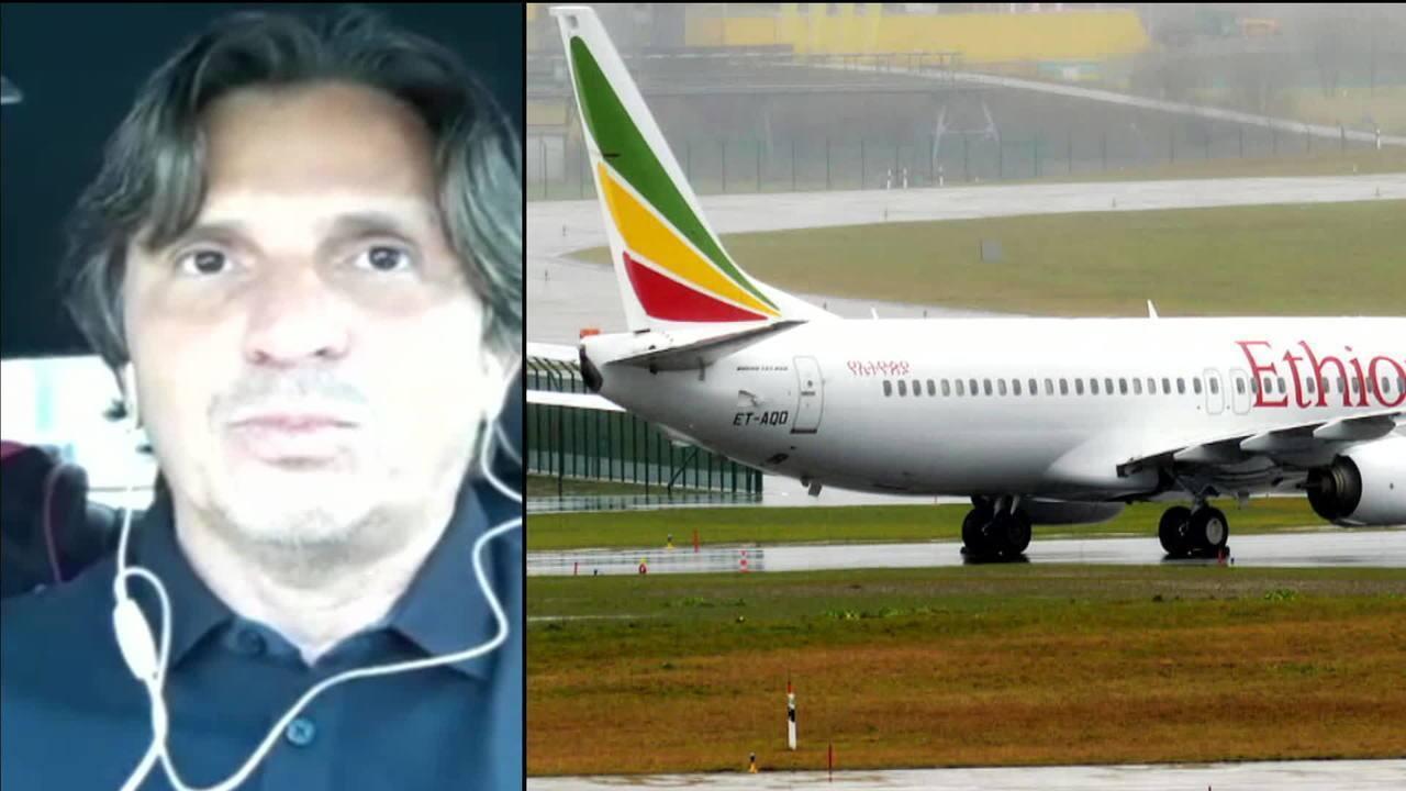 Especialista em gerenciamento de risco comenta acidente aéreo na Etiópia