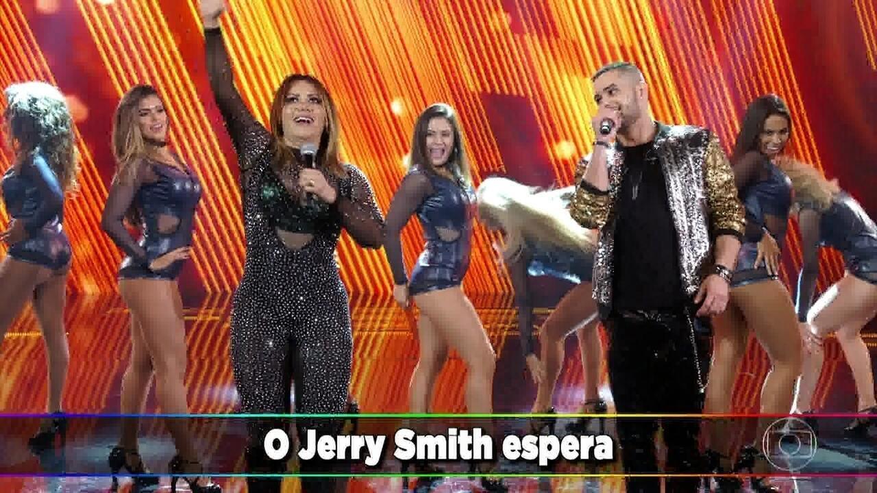 """Márcia Fellipe & Jerry Smith cantam """"Quem Me Dera"""""""