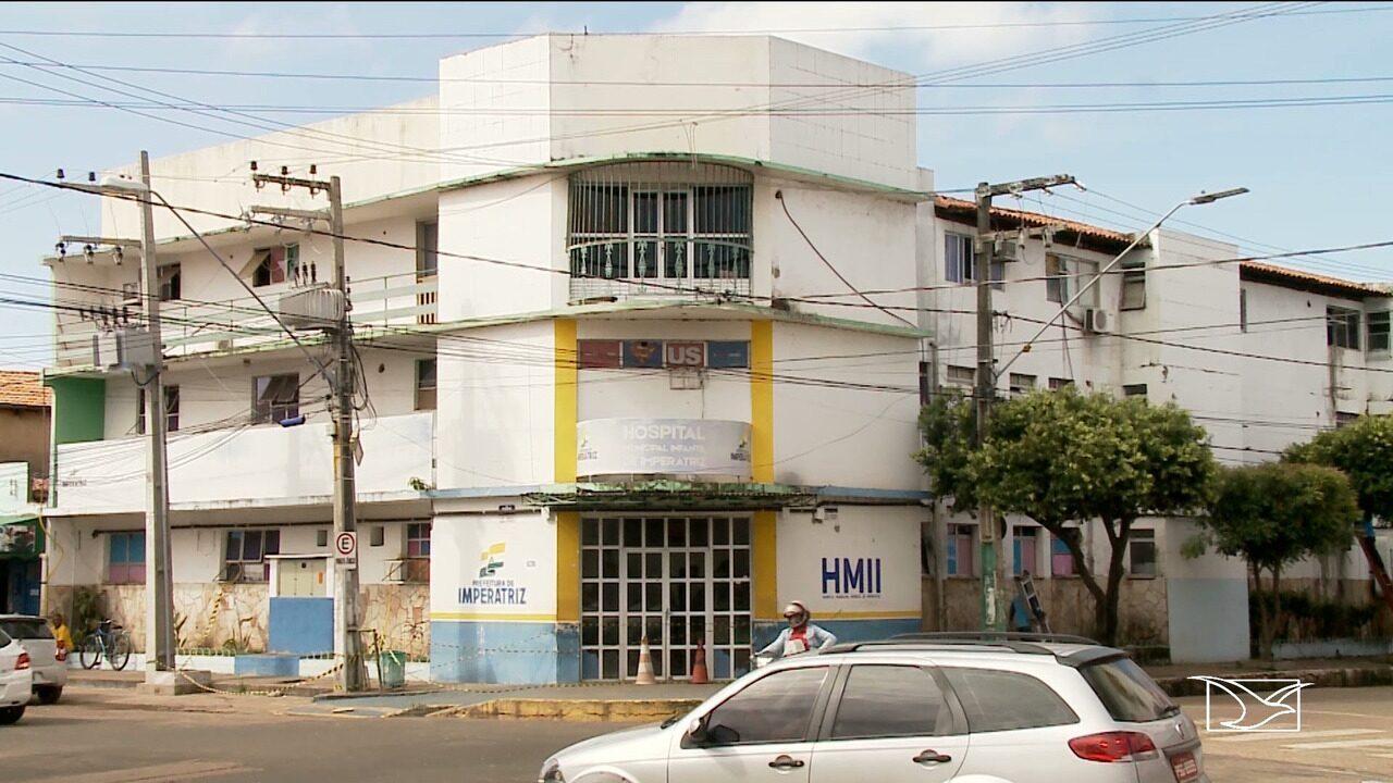 Laudo indica que curto-circuito pode ter causado incêndio em hospital em Imperatriz