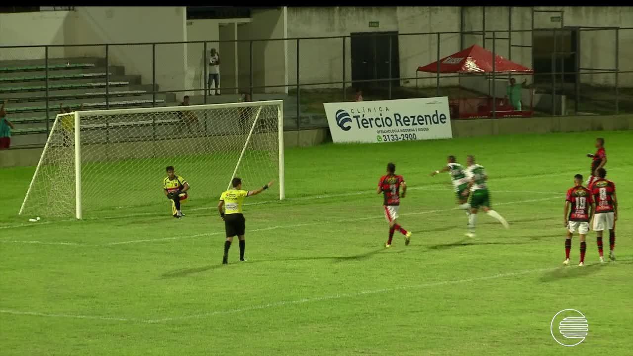 Flamengo e Piauí vencem na rodada do fim de semana do Piauiense