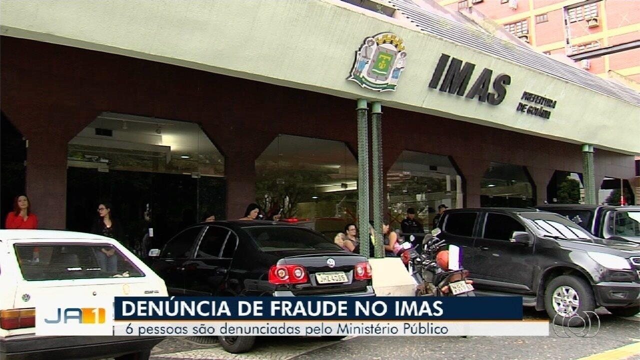 Ministério Público de Goiás oferece denúncia contra 6 pessoas envolvidas no caso Imas