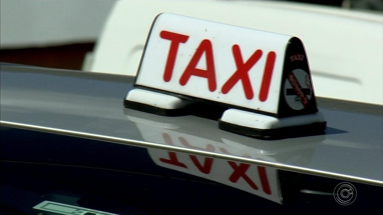 Casal é preso em Boituva suspeito de roubar táxi