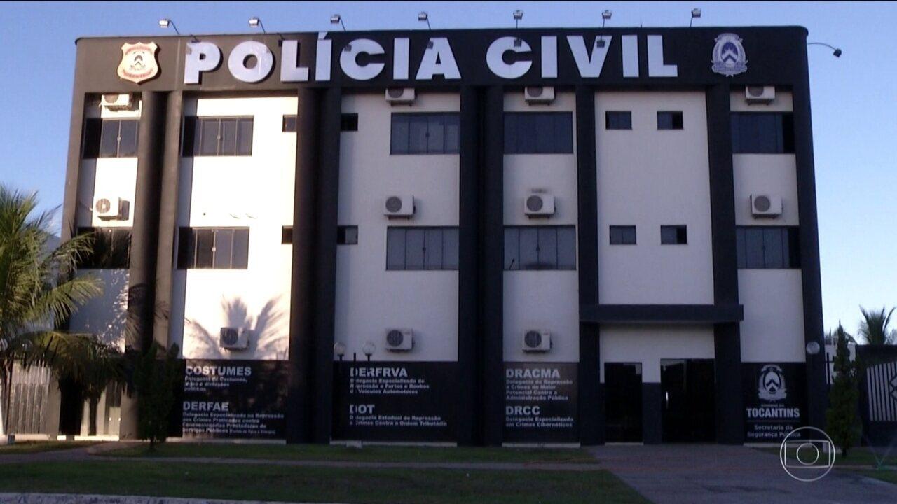 Um decreto do governador do Tocantins limita atuação de delegados e da imprensa
