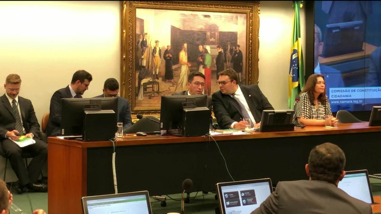 CCJ, primeira comissão a analisar a reforma da Previdência, é instalada na Câmara