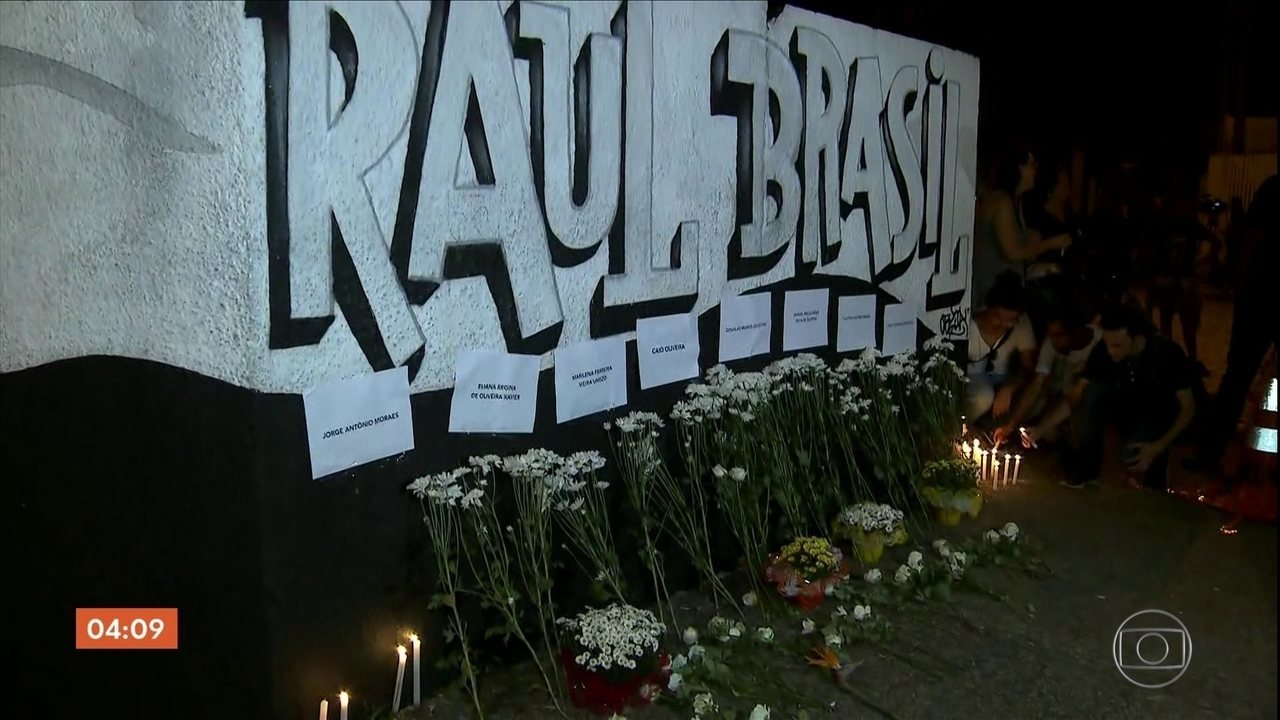 Dez pessoas morrem no massacre em escola de Suzano