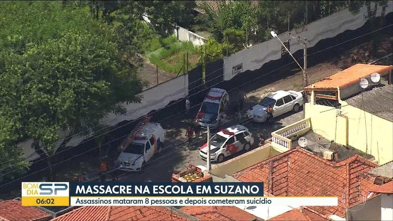 Massacre na escola em Suzano