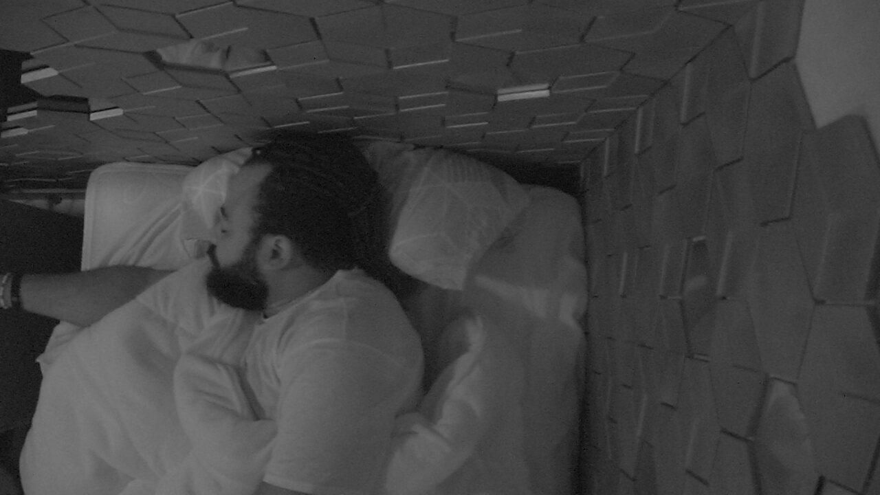 Após Festa Prensa, todos os confinados dormem