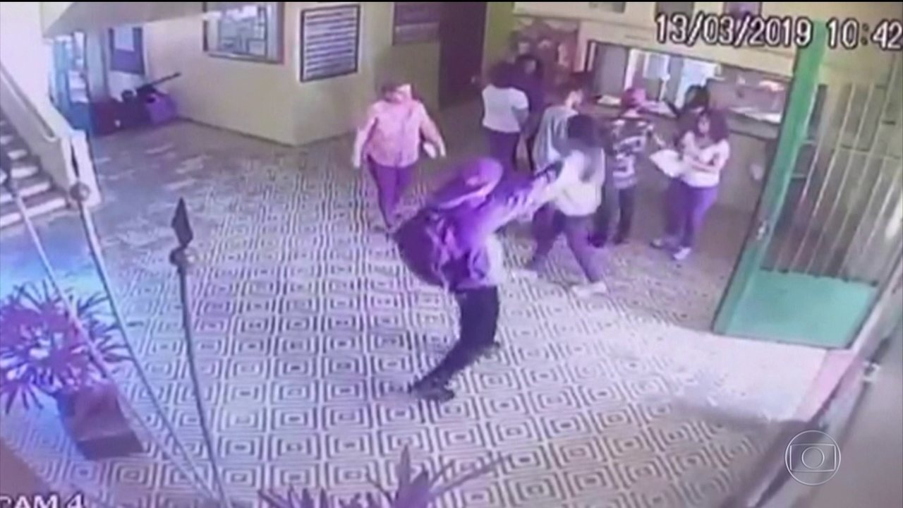Assassinos planejaram ataque a escola de Suzano durante um ano e meio