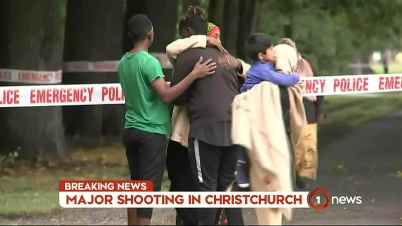 Atentado Na Nova Zelandia: VALTER DESIDERIO BARRETO: Ataques A Duas Mesquitas Deixam