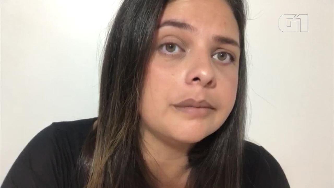 Rafaela Miotto fala sobre a dificuldade de conviver com paralisia facial