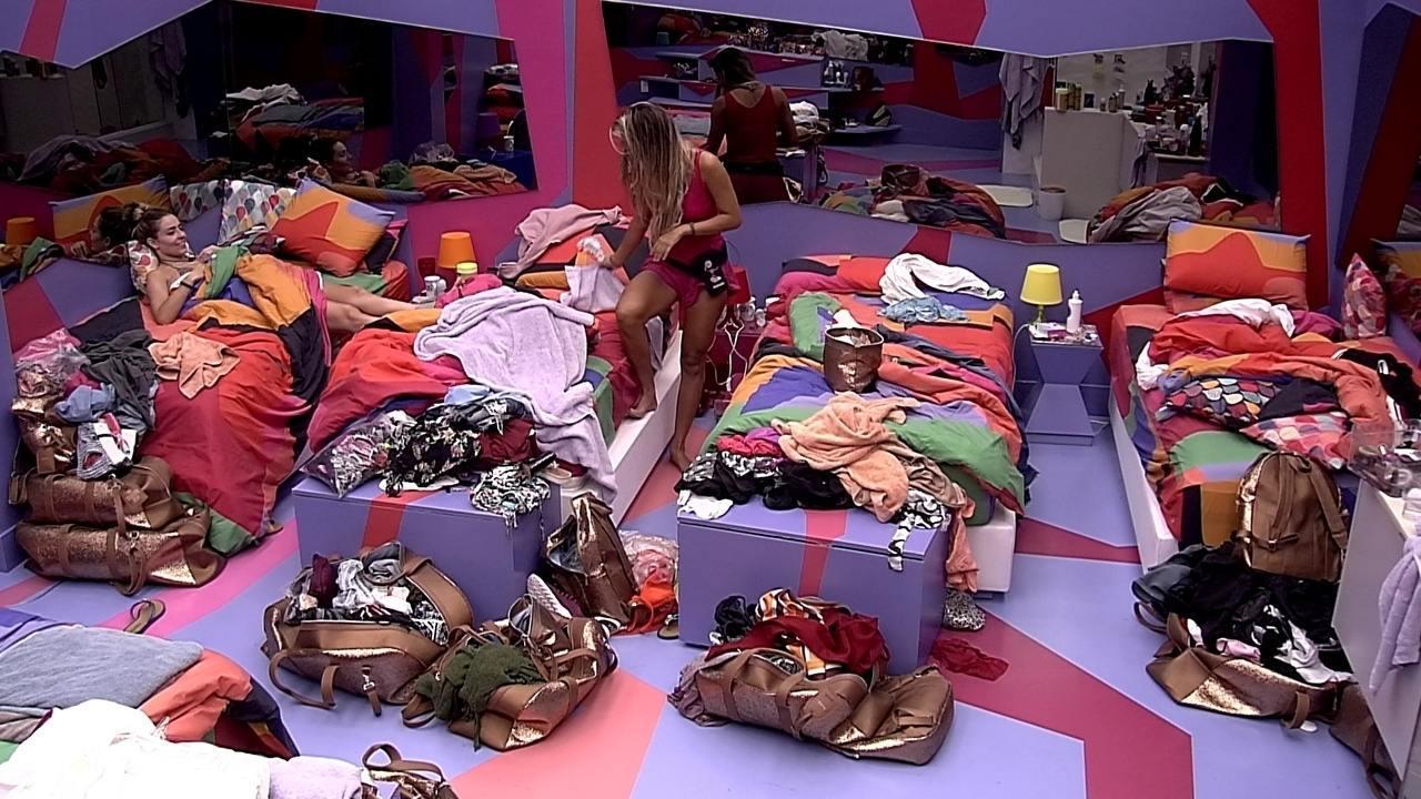 Hariany alerta Paula: 'Você precisa tomar cuidado com o que você fala'