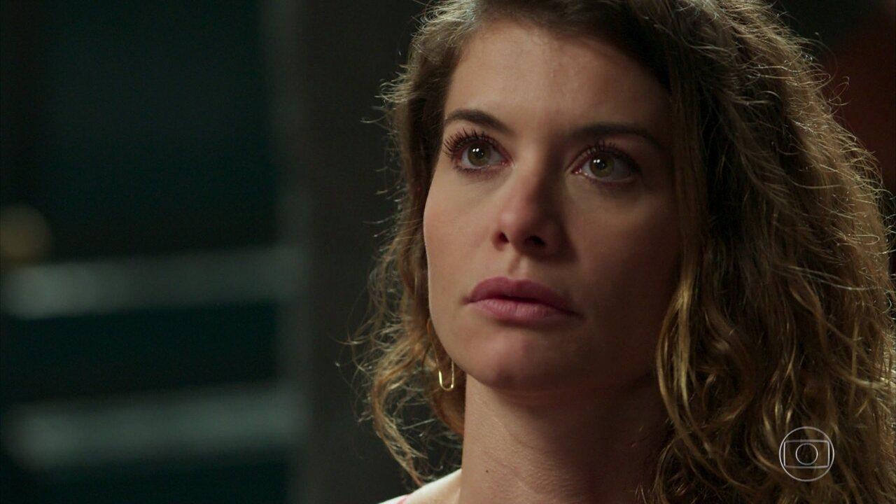 Gilson determina prisão de Isabel