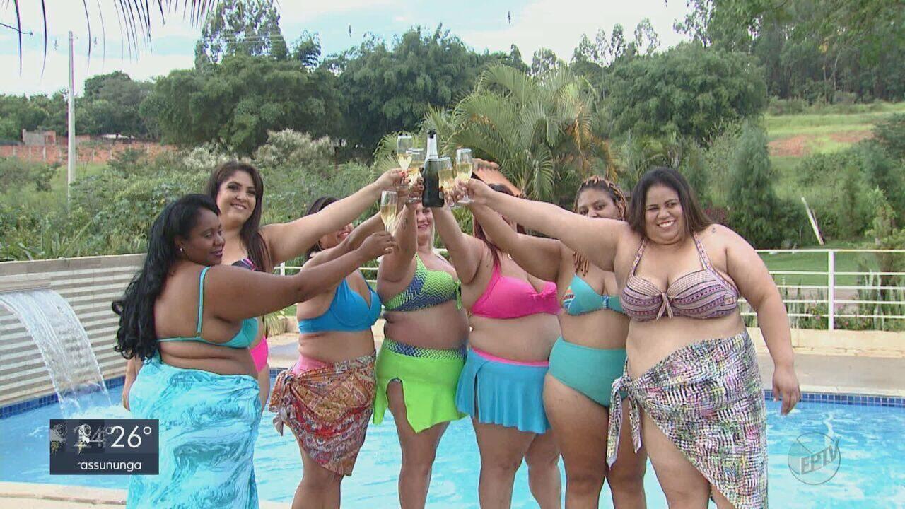 Mulheres acima do peso criam grupo para valorizar autoestima em Tambaú