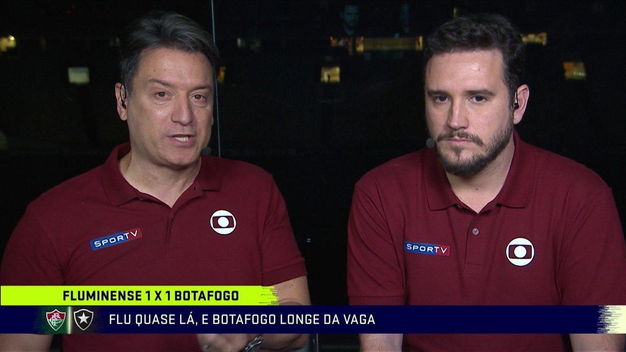 Luiz Carlos Júnior diz que Ganso e Fluminense têm
