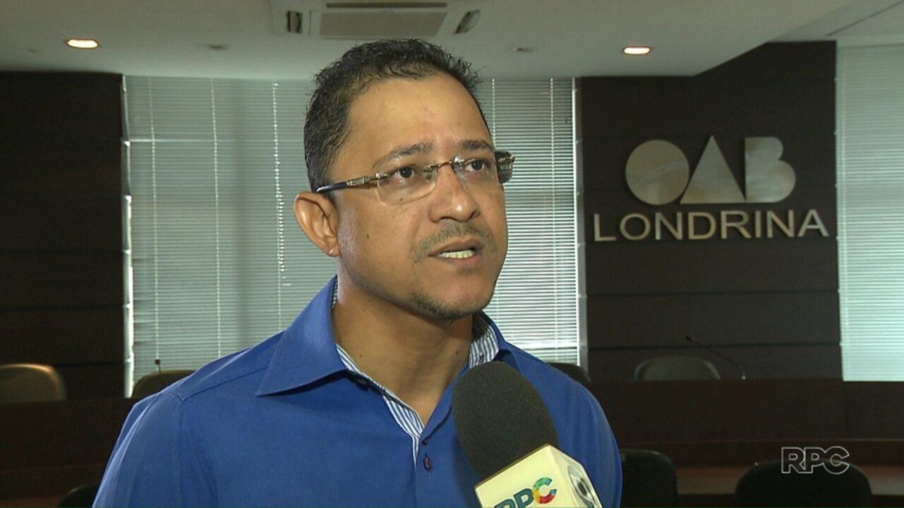 OAB se manifesta sobre prisão de advogado em Londrina