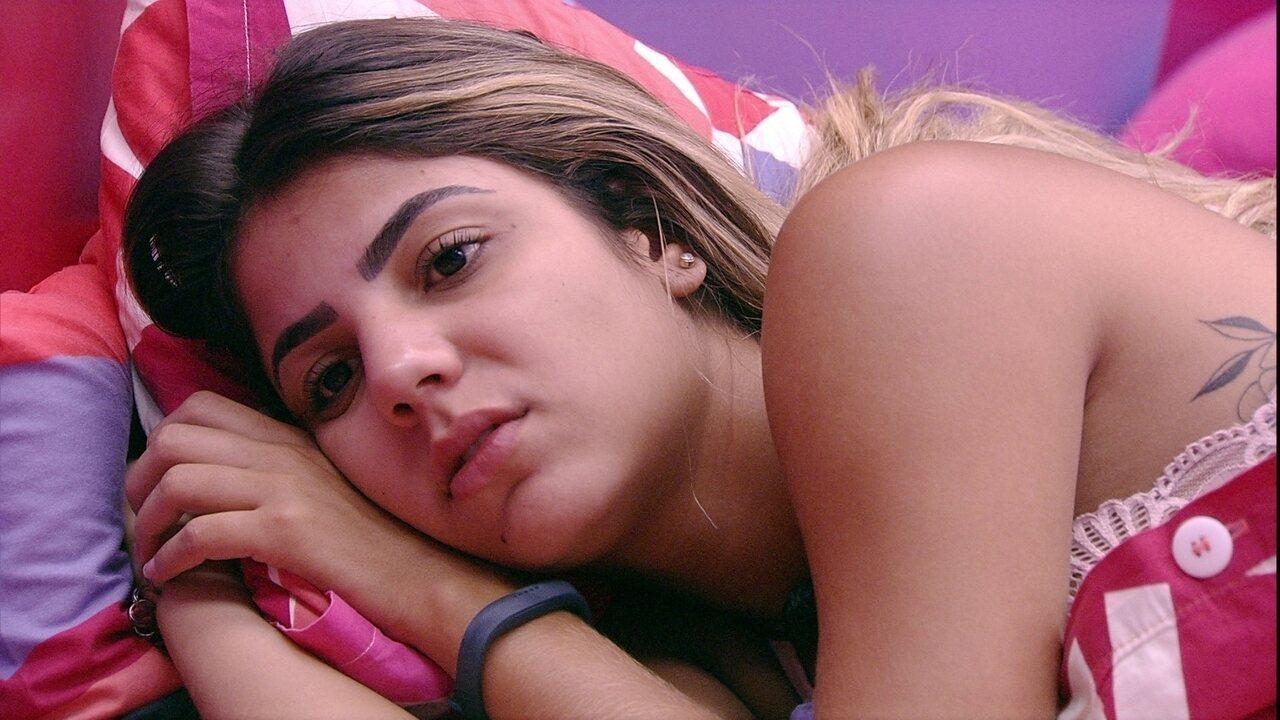 Hariany desabafa com Paula: 'A gente erra nas coisas que a gente fala'
