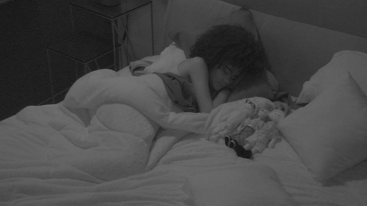 Casa dorme após Eliminação de Danrley do BBB19