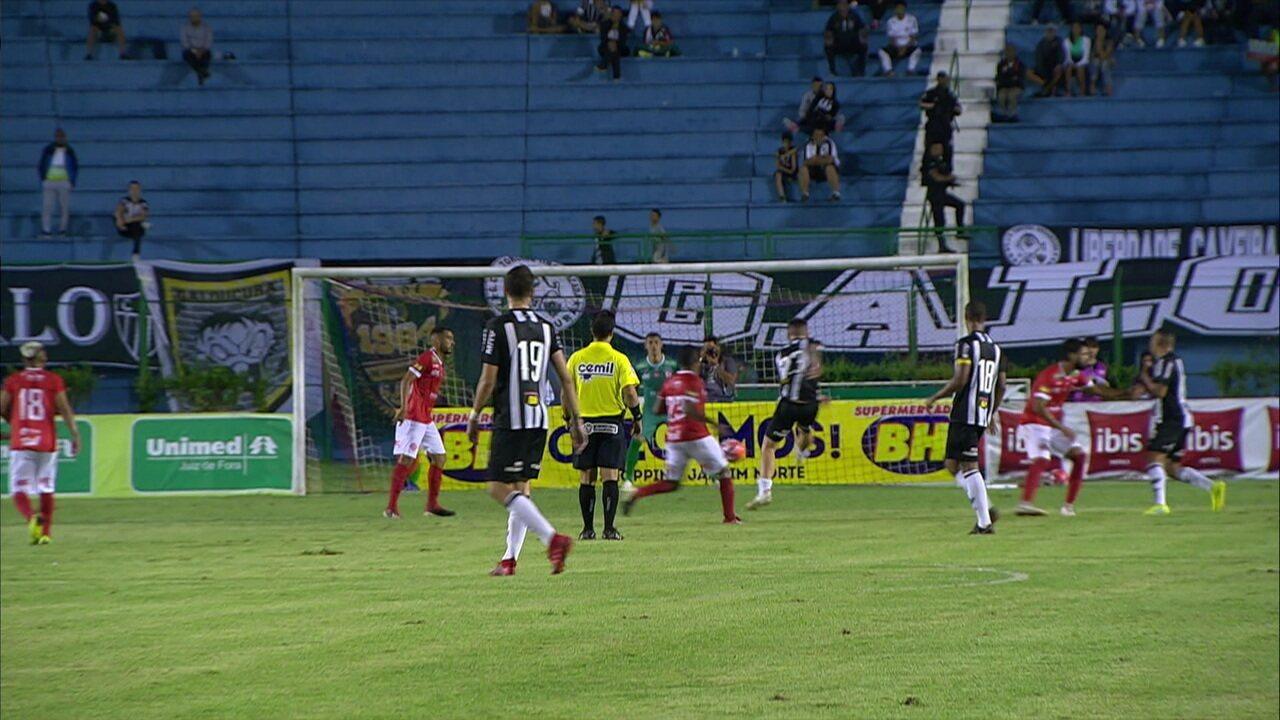 Melhores Momentos de Tupynambás 1 x 2 Atlético-MG